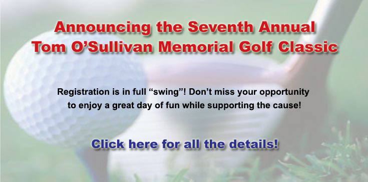 Tom O'Sullivan Memorial Golf Classic - 2014